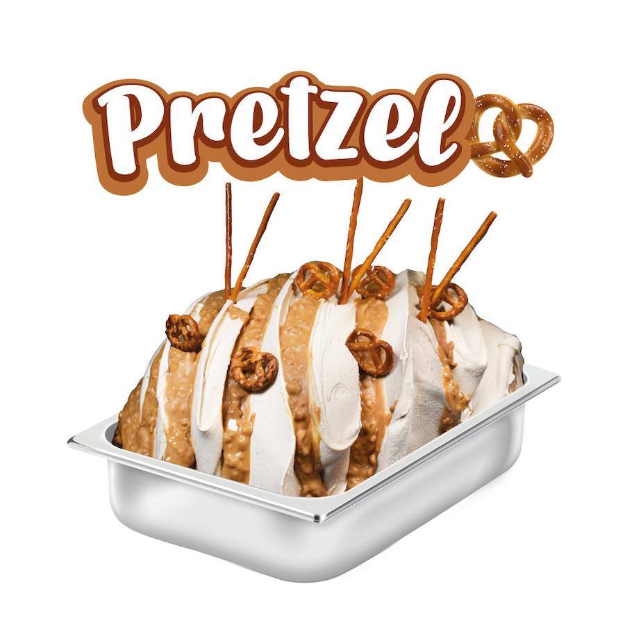 Nappi Salted Pretzel Cream 6 KG