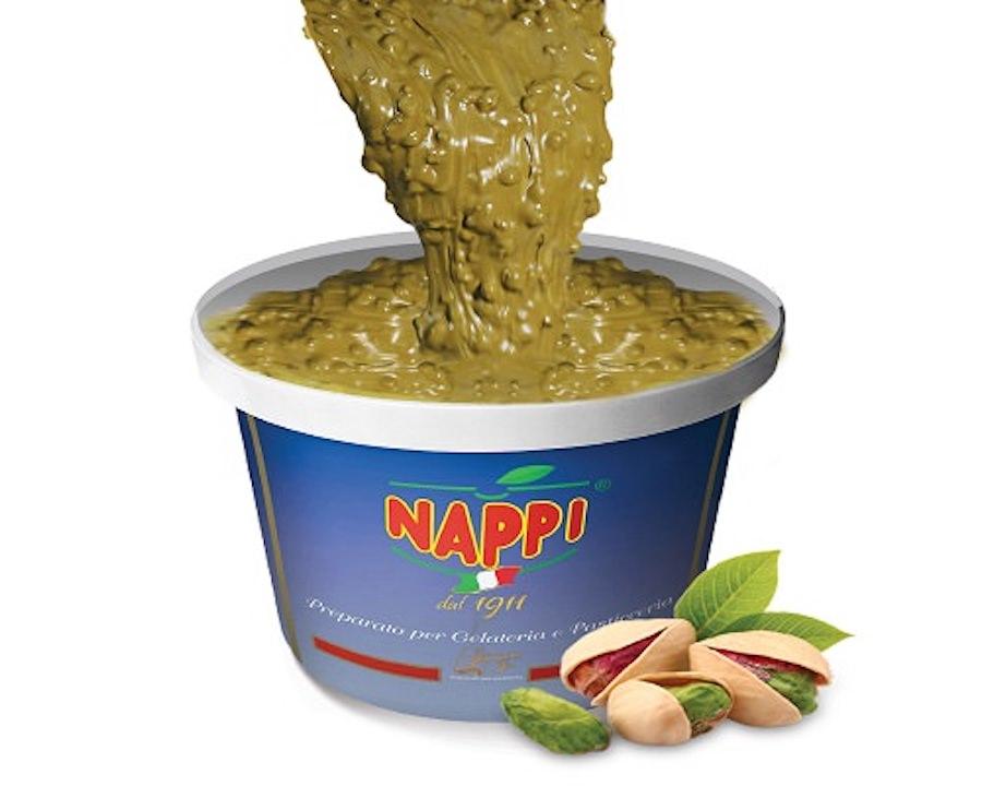 Nappi Crunchy Pistachio Cream 3.5 KG