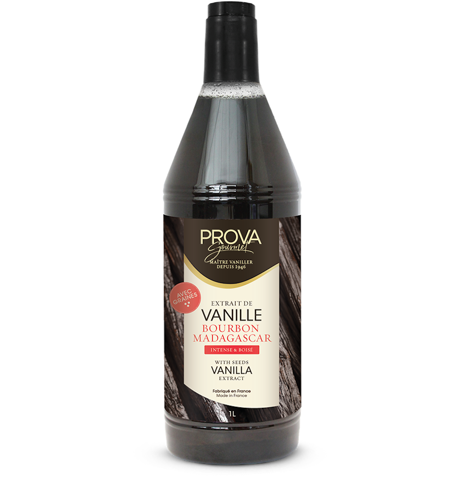 Pure Vanilla Extract With Seeds 1L