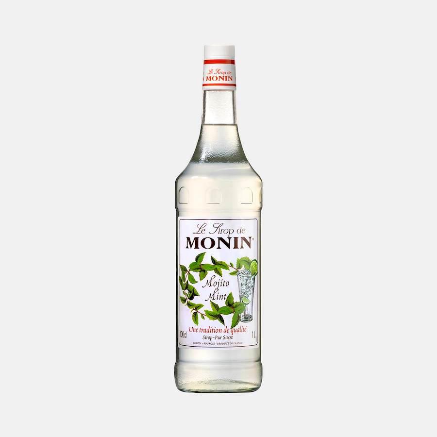 Monin Wild Mint Syrup 1L