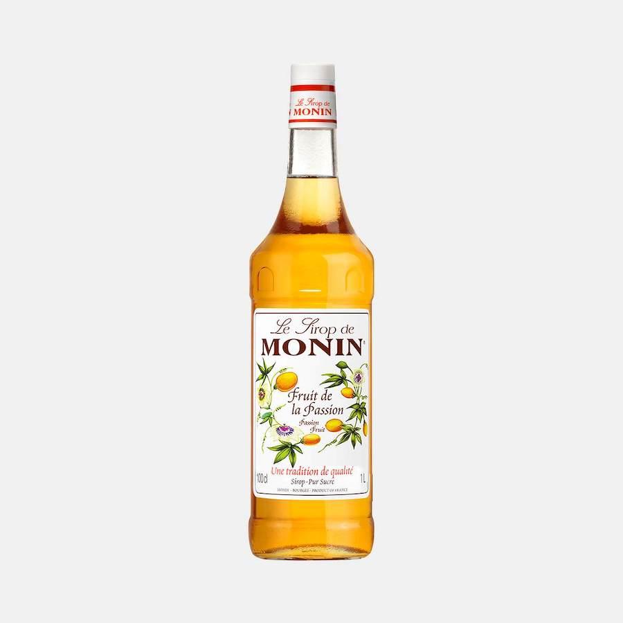 Monin Passion Fruit Syrup 1L