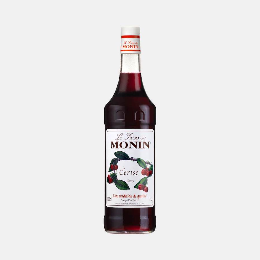 Monin Cherry Syrup 1L