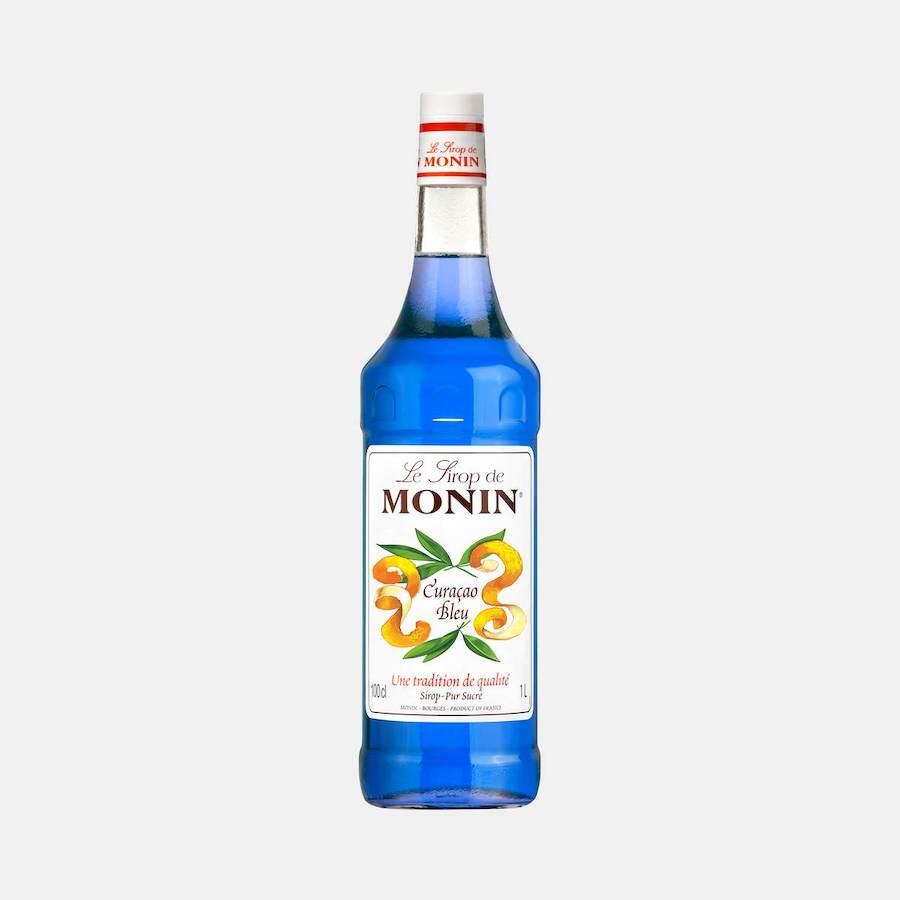 Monin Blue Lagoon Syrup 1L
