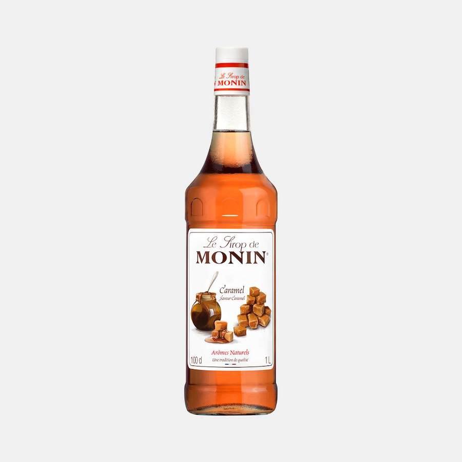 Monin Caramel Syrup 1L