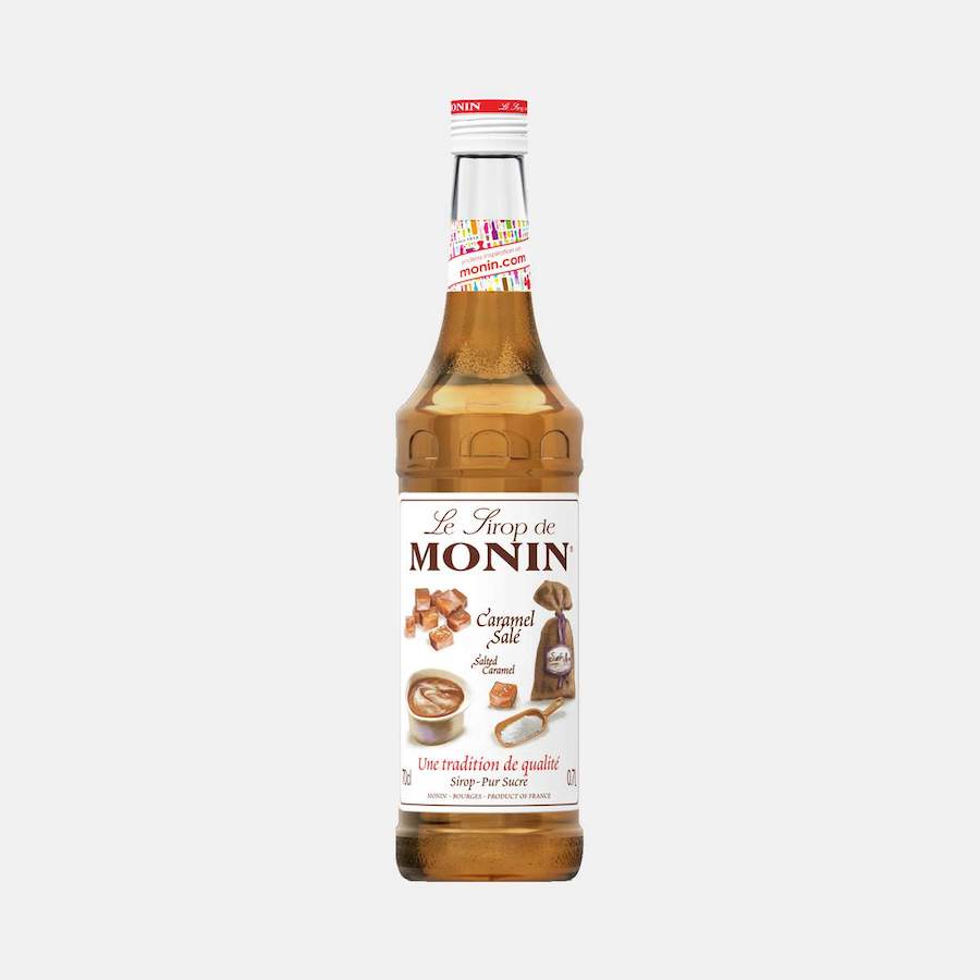 Monin Salted Caramel Syrup 700ML