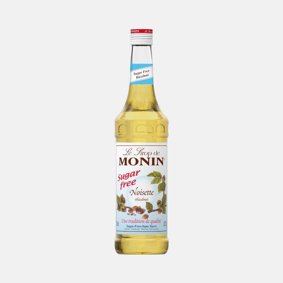 Monin Sugar Free Hazelnut Syrup 700ML