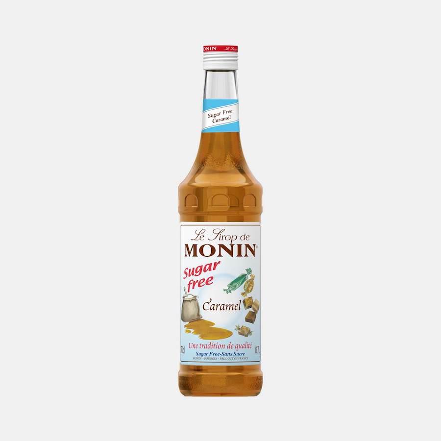 Monin Sugar Free Caramel Syrup 700ML