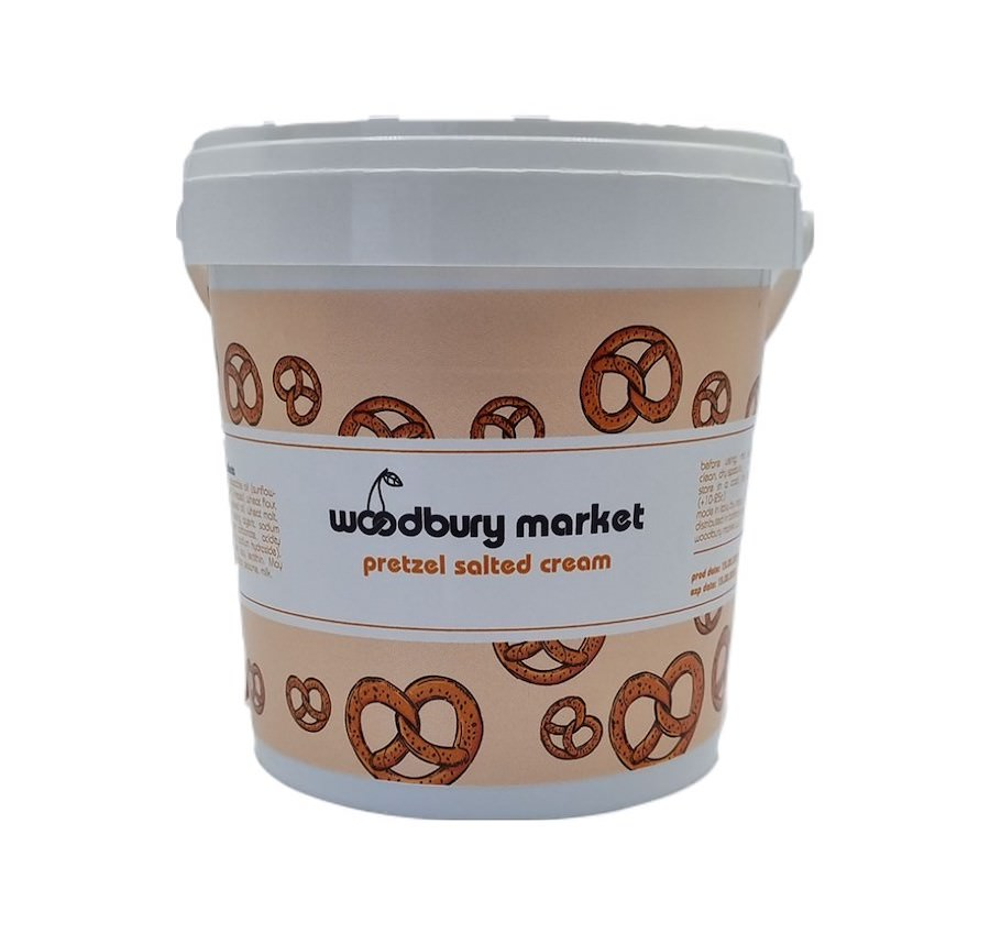 Nappi Salted Pretzel Cream 1KG