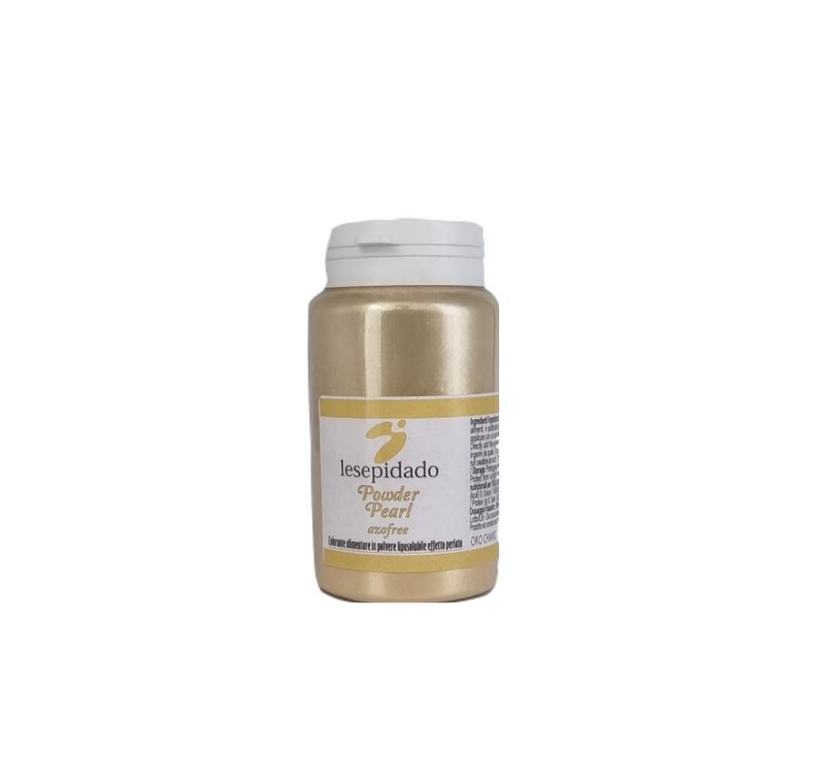 Lesepidado Powder Pearl  (GOLD)