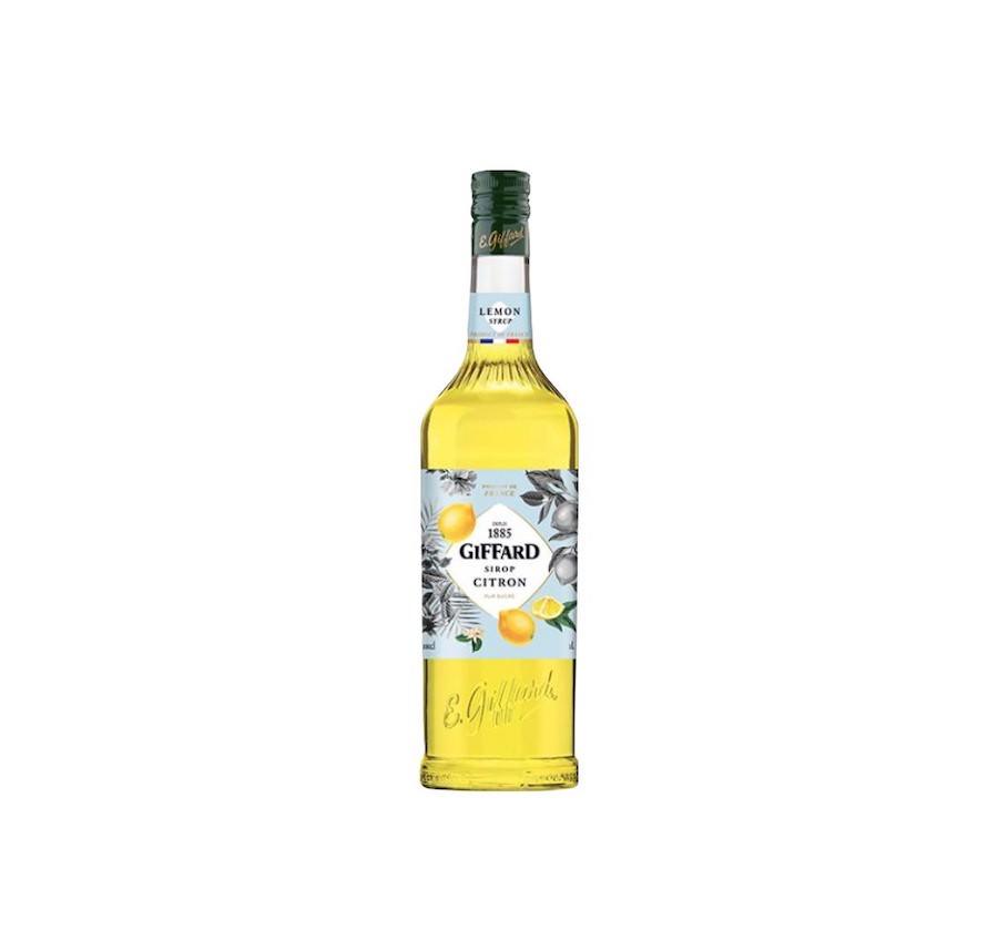 Giffard Lemon Syrup 1L
