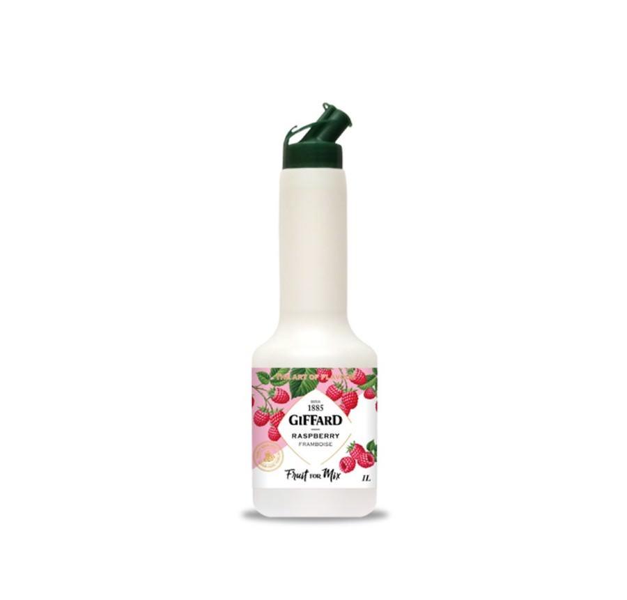 Giffard Raspberry Puree 1L