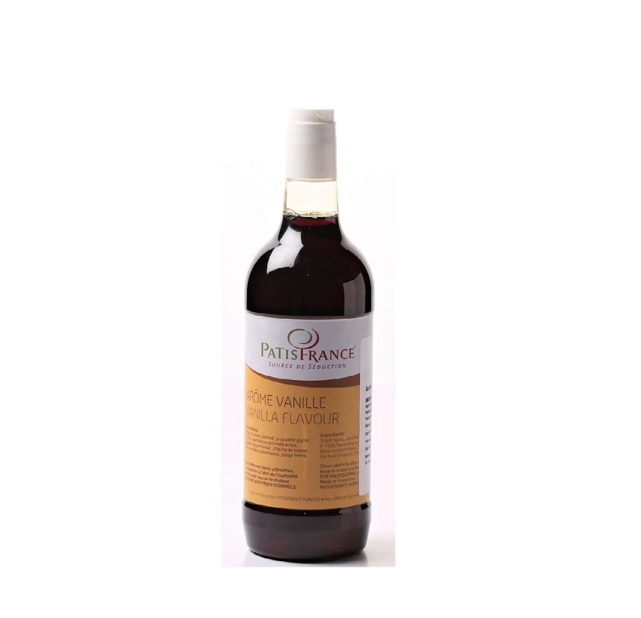 Patisfrance Vanilla Flavour  1L