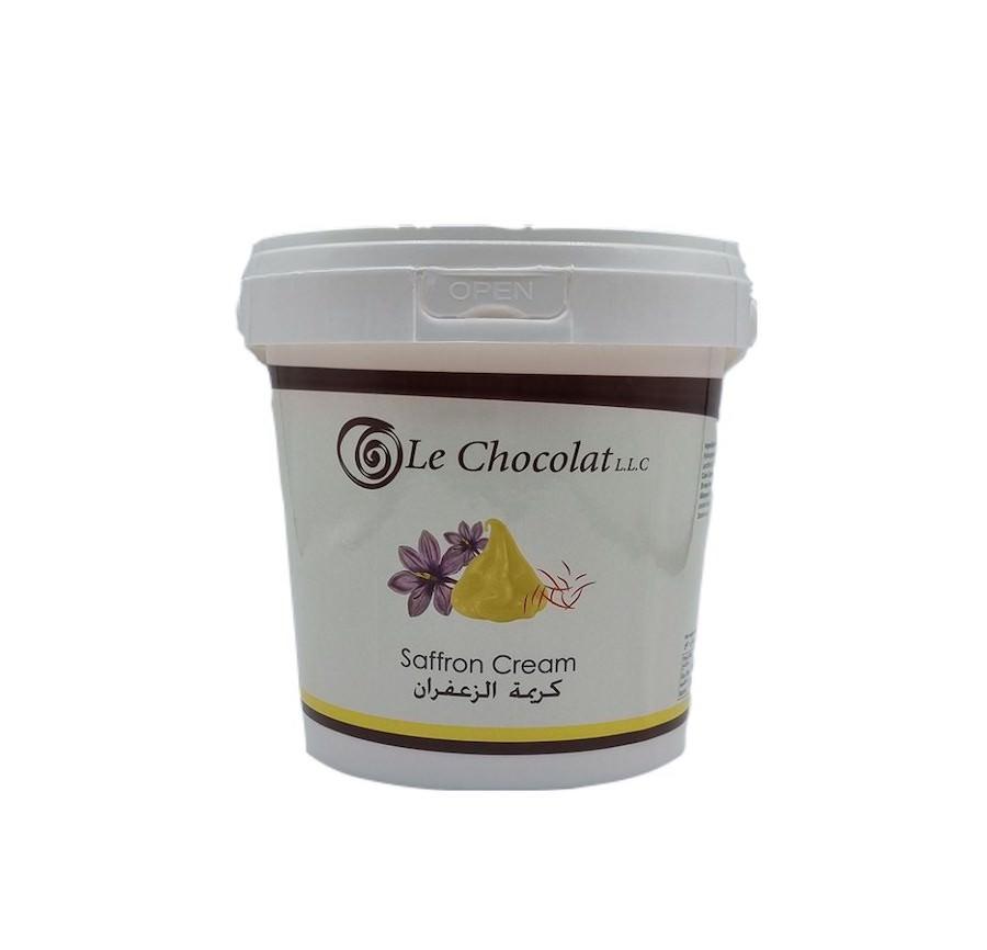 Le Chocolat Saffron Cream 1KG