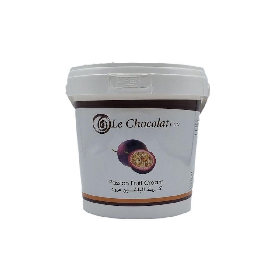 Le Chocolat Passion Fruit Cream 1KG