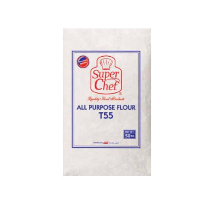 Cake Flour T55 50KG