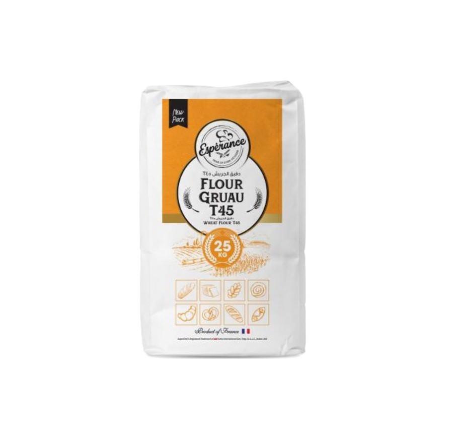 Bread Flour T45 - 25 KG
