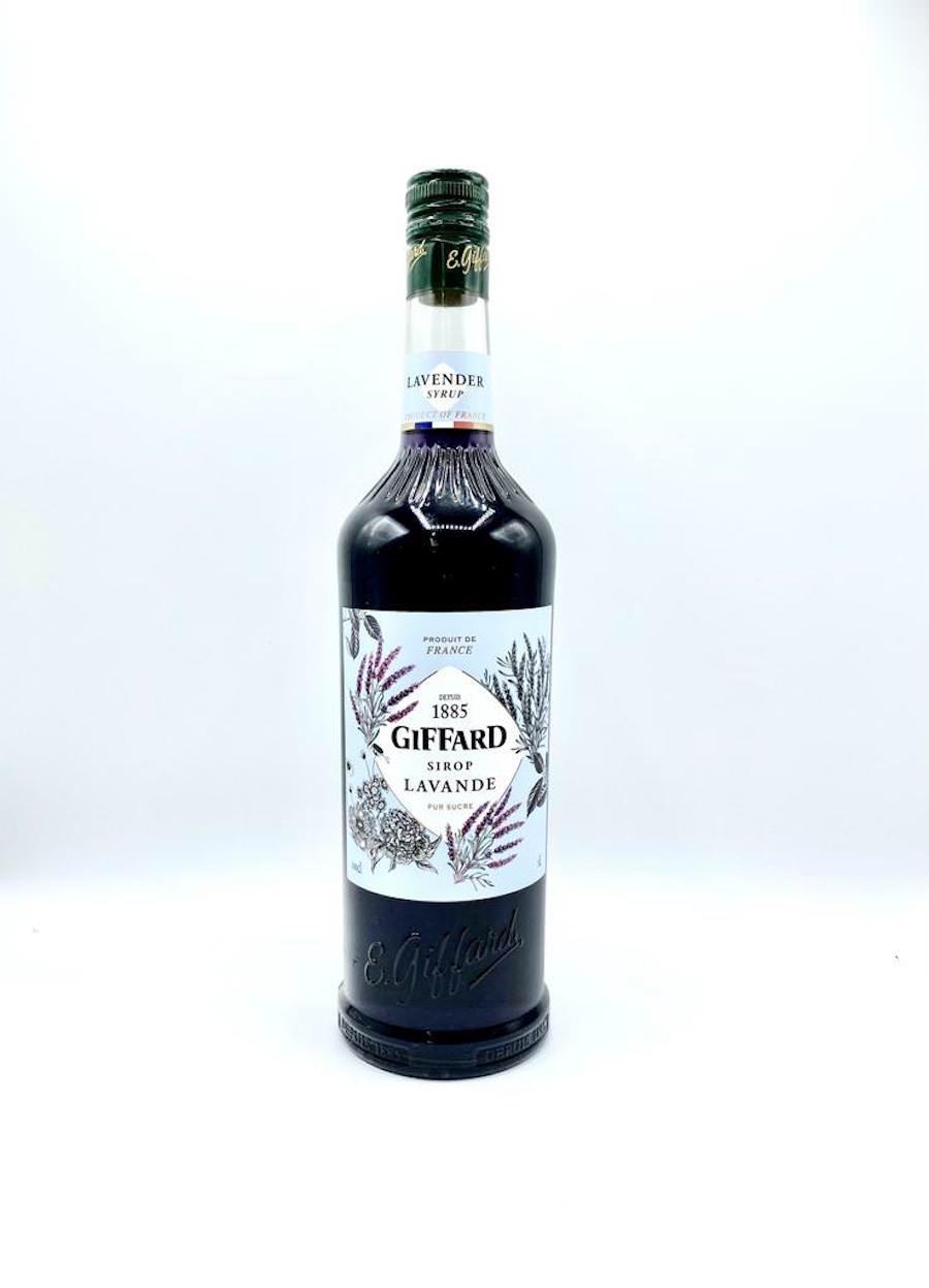 Giffard Lavander Syrup 1L