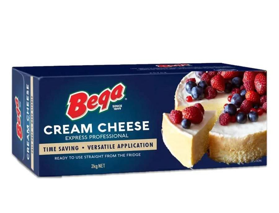Bega Cream Chesse 2kg