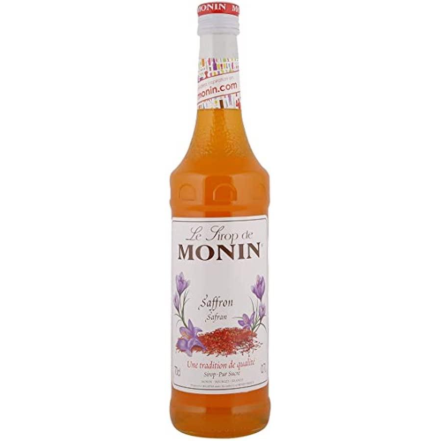 Monin Saffron Syrup 700ML