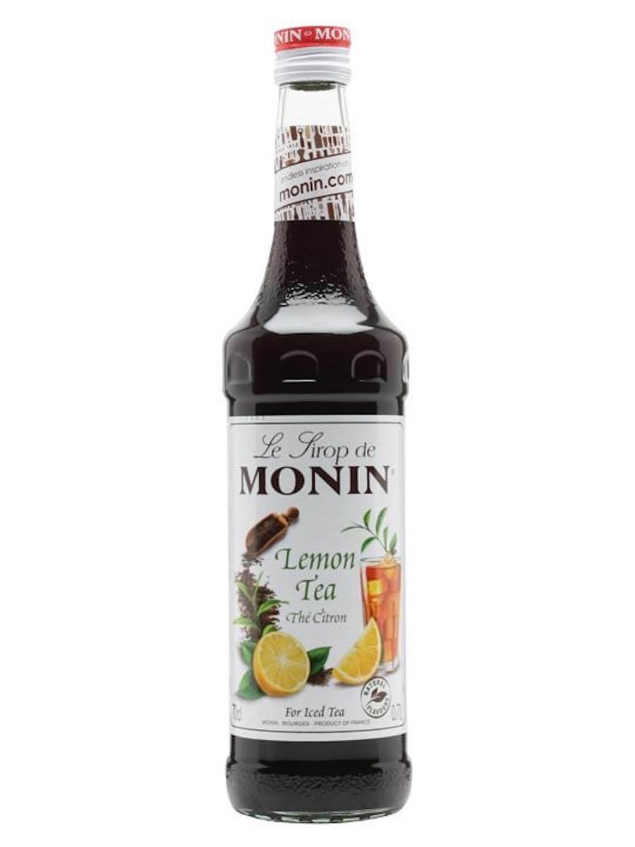Monin Lemon Tea Syrup 700ML