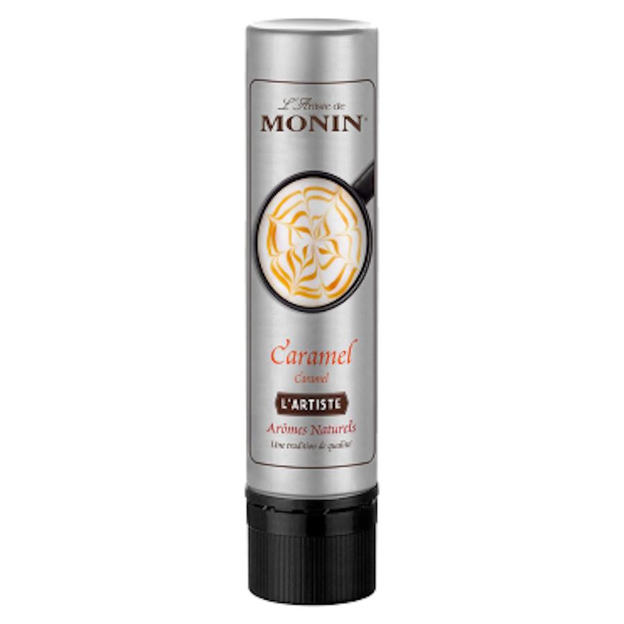 Monin Caramel Flavoured Sauce 150ML