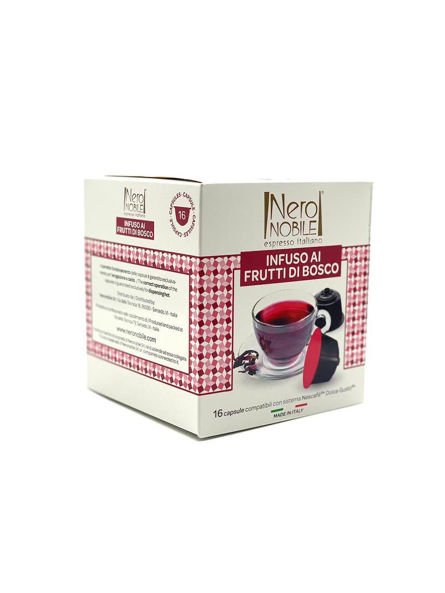 NERO NOBILE - WILD BERRIES HERBAL TEA