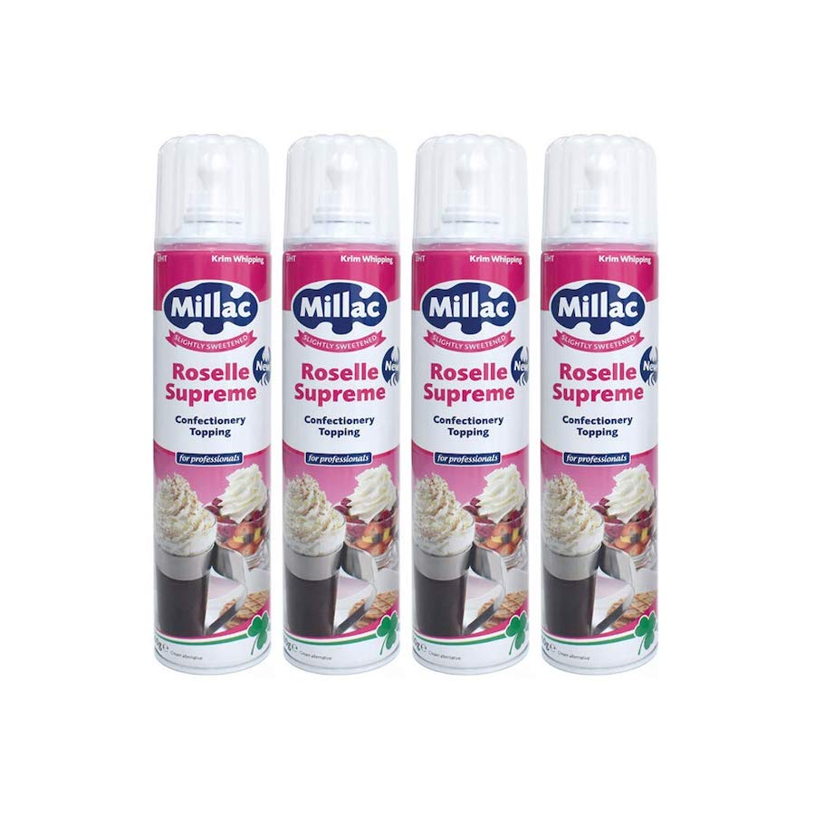 Millac Roselle Supreme Whipping Cream - 500